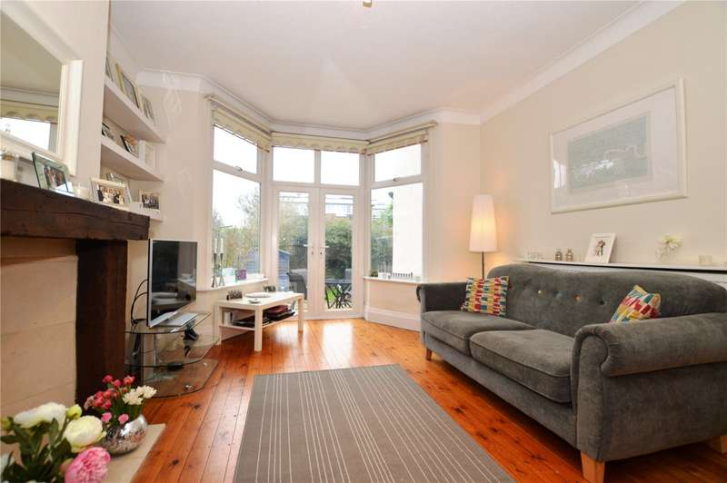 2 Bedrooms Maisonette Flat for sale in Sylvan Avenue, Mill Hill, London, NW7