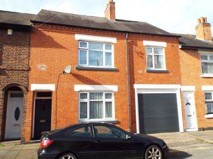 4 Bedrooms Terraced House for sale in Trafford Road, Leicester, Leicestershire