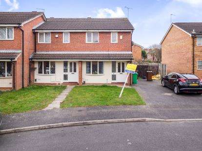 3 Bedrooms End Of Terrace House for sale in Kittiwake Mews, Lenton, Nottingham, Nottinghamshire