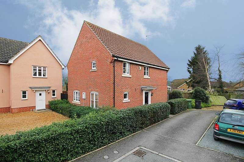 4 Bedrooms Detached House for sale in Victor Charles Close, Weeting, Brandon