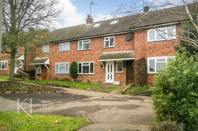 3 Bedrooms Terraced House for sale in Red House Close, Southside Ware