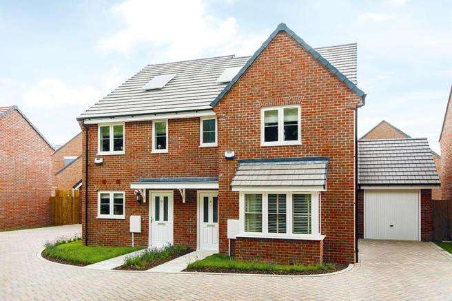 2 Bedrooms Semi Detached House for sale in Buntingford