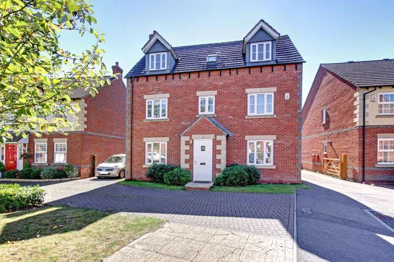 5 Bedrooms Detached House for sale in Deadmans Lane, Greenham, Thatcham, Berkshire, RG19