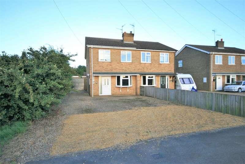 3 Bedrooms Semi Detached House for sale in Daniels Gate, Long Sutton, PE12