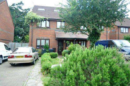 5 Bedrooms Semi Detached House for sale in Farnham Royal, Devonshire Green