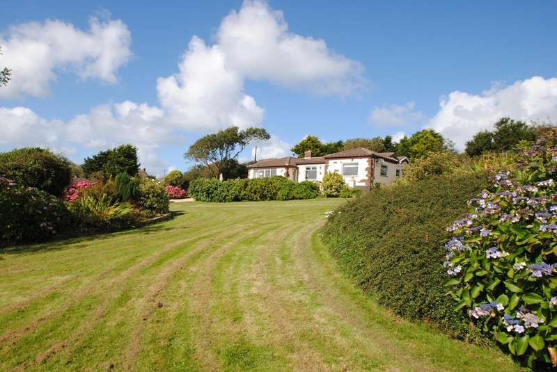 4 Bedrooms Bungalow for sale in Crosstown, Morwenstow
