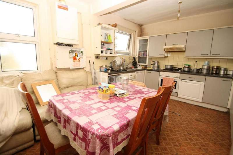 2 Bedrooms Flat for sale in Wembley High Road, Wembley