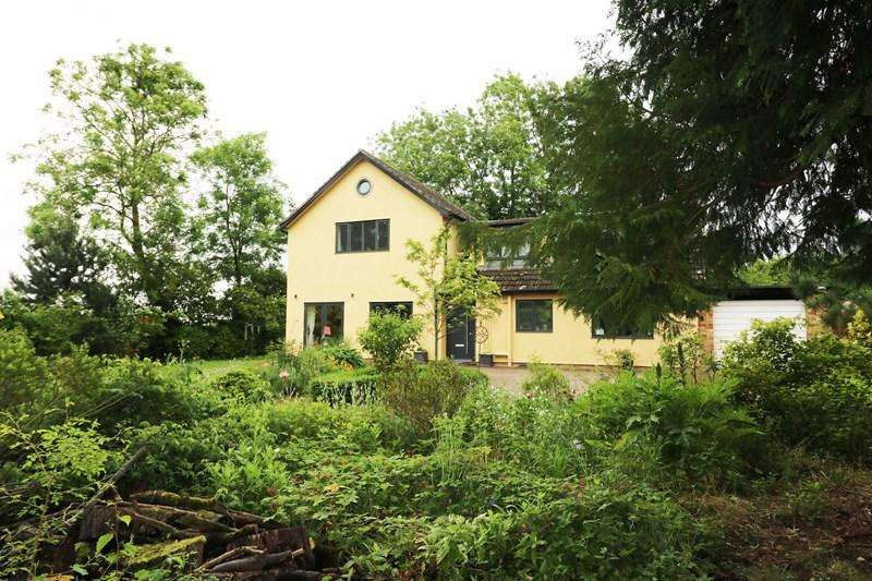 5 Bedrooms Detached House for sale in Deopham Road, Morley St. Botolph, Wymondham