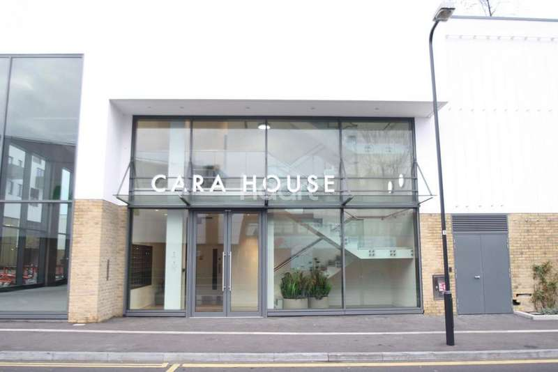 1 Bedroom Flat for sale in Cara House, 48 Capitol Way