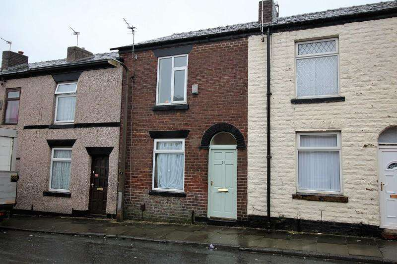 2 Bedrooms Terraced House for sale in Rupert Street, Radcliffe, Manchester, Greater Manchester. M26 1BE