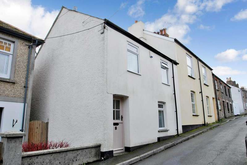 2 Bedrooms Terraced House for sale in Summers Street, Lostwithiel
