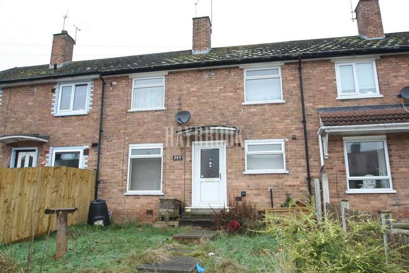 3 Bedrooms Terraced House for sale in Gresley Road