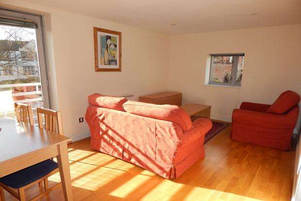 2 Bedrooms Flat for sale in Ropewalk Court, Upper College Street, Nottingham, NG1