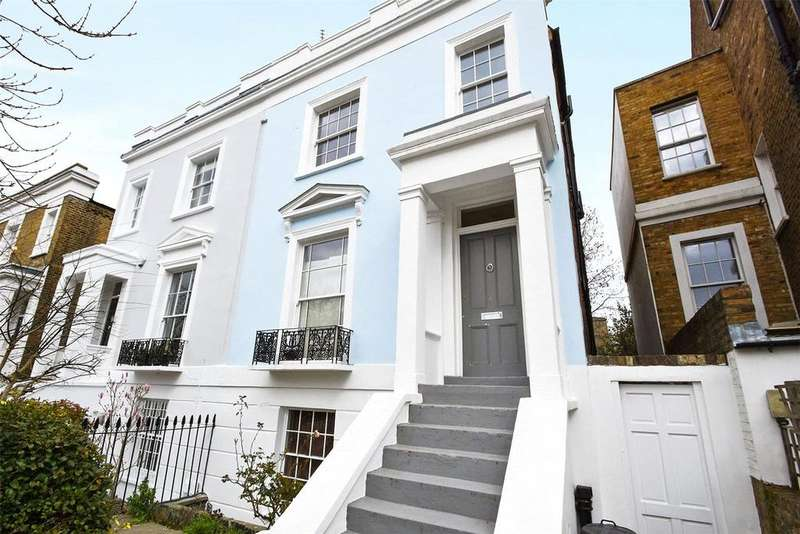 5 Bedrooms Terraced House for sale in Rochester Road, London, NW1