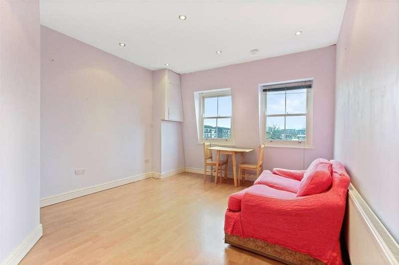 1 Bedroom Flat for sale in Rosebank Gardens North, London, E3