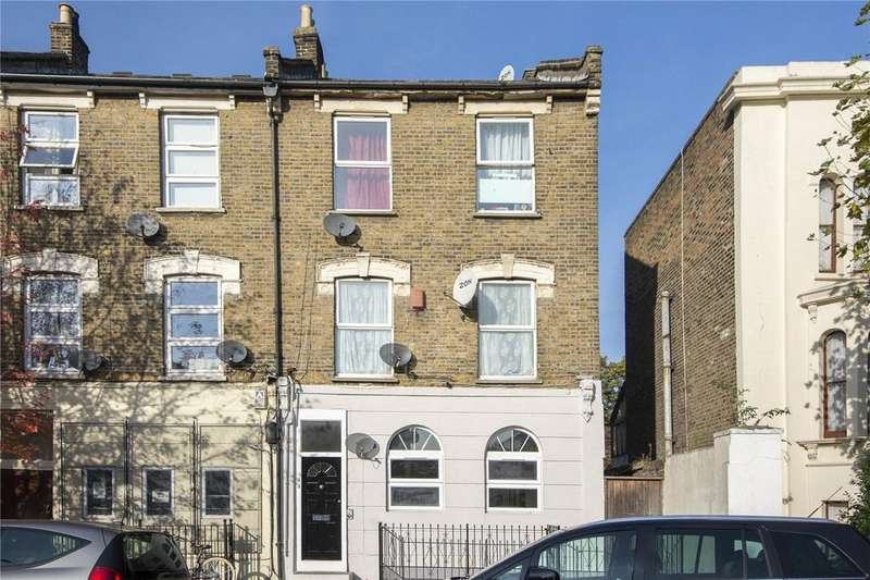 3 Bedrooms Flat for sale in Median Road, London, E5