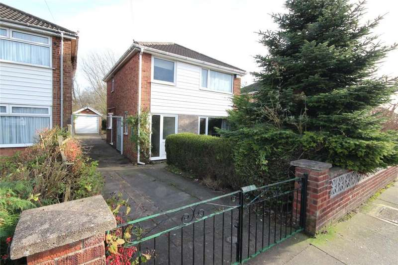 3 Bedrooms Detached House for sale in Greyfriars, Wybers Wood, DN37