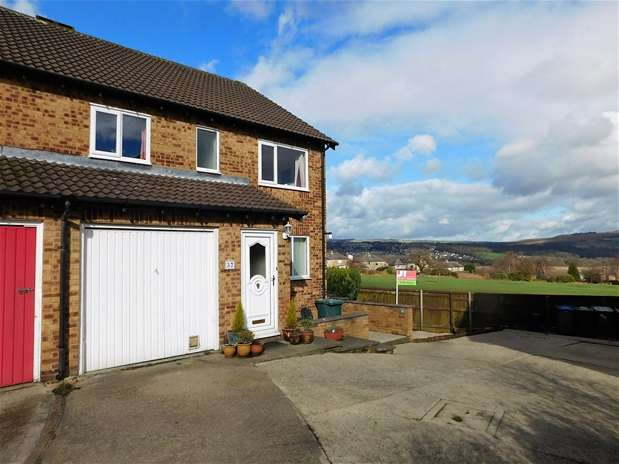 2 Bedrooms Flat for sale in Chadwell Springs, Cottingley, Bingley
