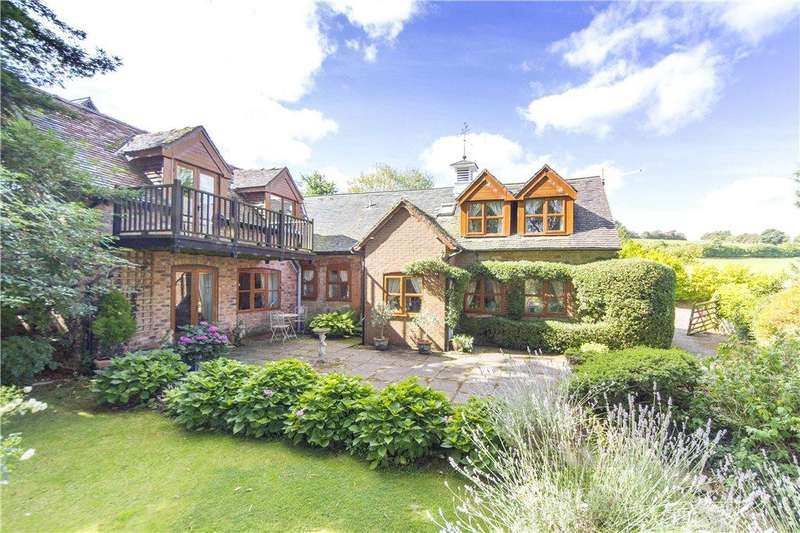 3 Bedrooms Barn Conversion Character Property for sale in Suckley, Worcester, Worcestershire, WR6