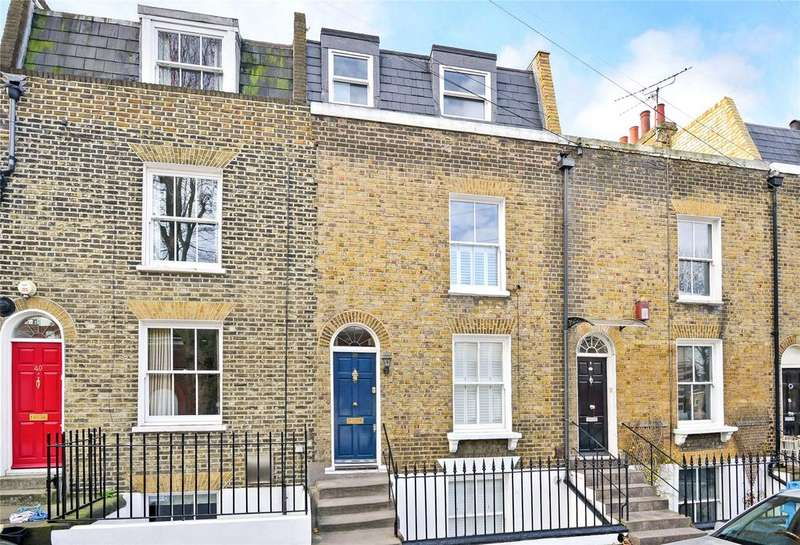 3 Bedrooms Terraced House for sale in Greenwich Park Street, Greenwich, London, SE10