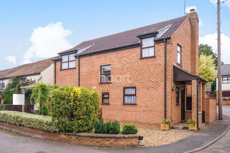 4 Bedrooms Detached House for sale in Thrapston Road, Spaldwick, Huntingdon