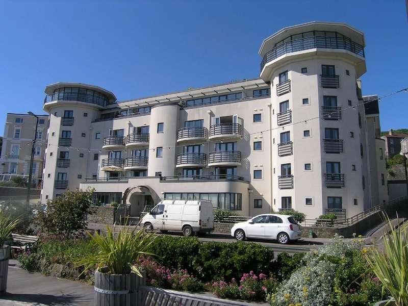 2 Bedrooms Apartment Flat for sale in Birnbeck Road, Weston-super-Mare