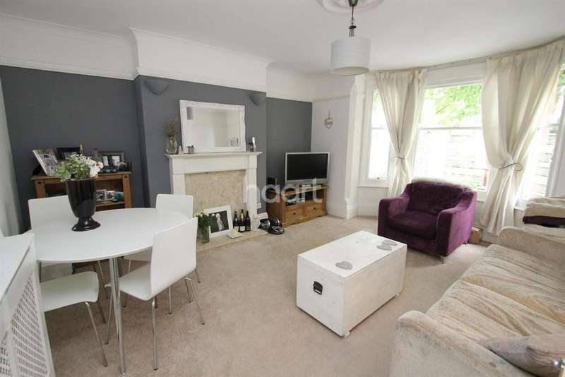1 Bedroom Flat for sale in Shaftesbury Road, West End, Leicester