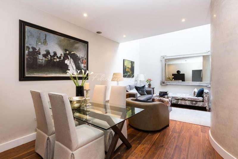 3 Bedrooms Flat for sale in Hatton Garden, EC1