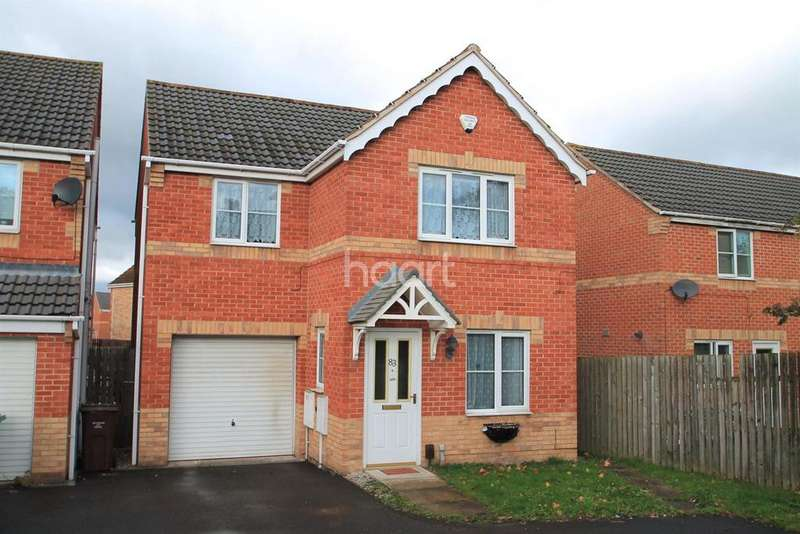 3 Bedrooms Detached House for sale in Park Lane, Old Basford