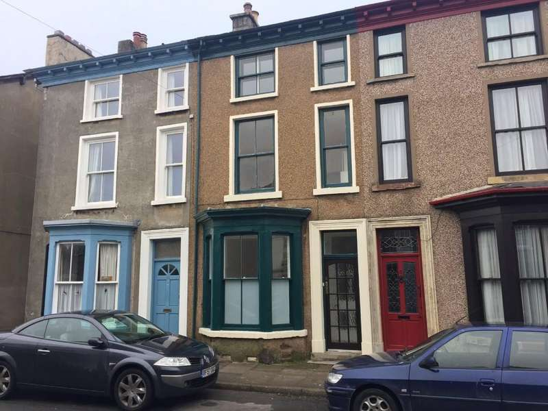4 Bedrooms Terraced House for sale in 8 Nelson Street, Dalton-In-Furness