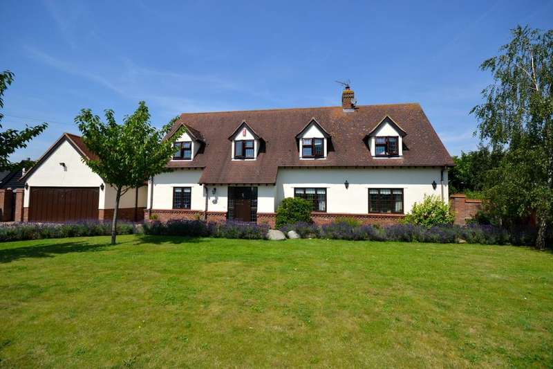 4 Bedrooms House for sale in 4 bedroom Detached House in Bishop Stortford
