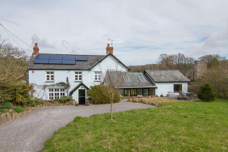 5 Bedrooms Detached House for sale in Ty Gwyn, St. Andrews Major, Nr. Dinas Powys, The Vale Of Glamorgan. CF64 4DE