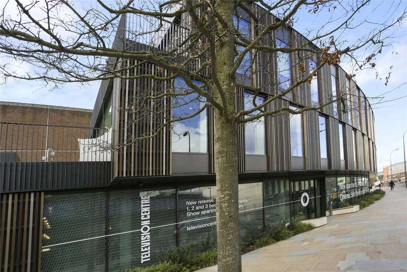 3 Bedrooms Flat for sale in Television Centre, 89 Wood Lane, London, W12