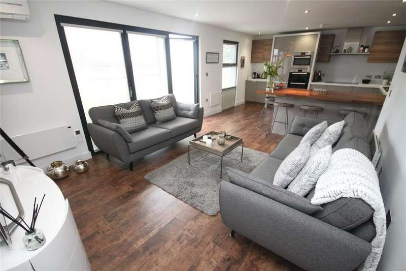3 Bedrooms Flat for sale in Paragon Mill, Cotton Street, Ancoats Urban Village, Manchester, M4