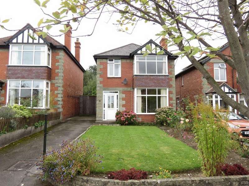 3 Bedrooms Detached House for sale in Porthill Drive, Copthorne, Shrewsbury, Shropshire