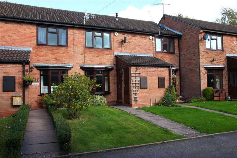 2 Bedrooms Terraced House for sale in Woodhouse Orchard, Belbroughton, Stourbridge, DY9