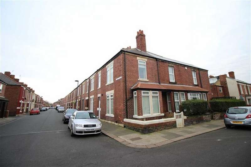 3 Bedrooms End Of Terrace House for sale in Stanley Street, Wallsend, NE28