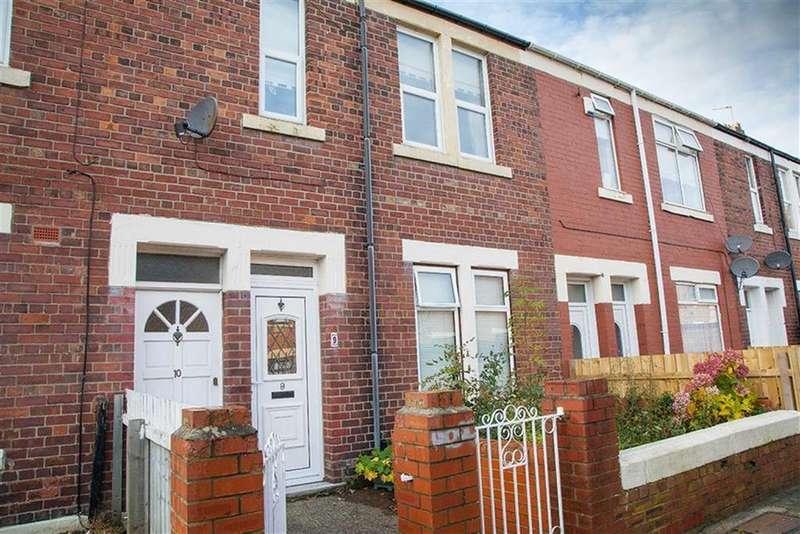 1 Bedroom Apartment Flat for sale in Elsdon Terrace, Wallsend, Tyne And Wear, NE28