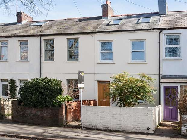 3 Bedrooms Terraced House for sale in Severn Grove, Pontcanna, CARDIFF
