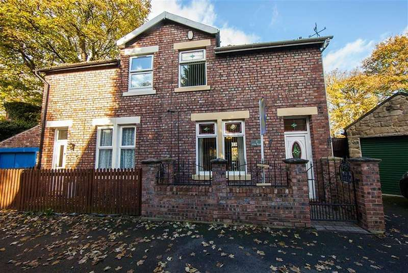 2 Bedrooms Semi Detached House for sale in Lily Bank, Wallsend, Tyne Wear, NE28