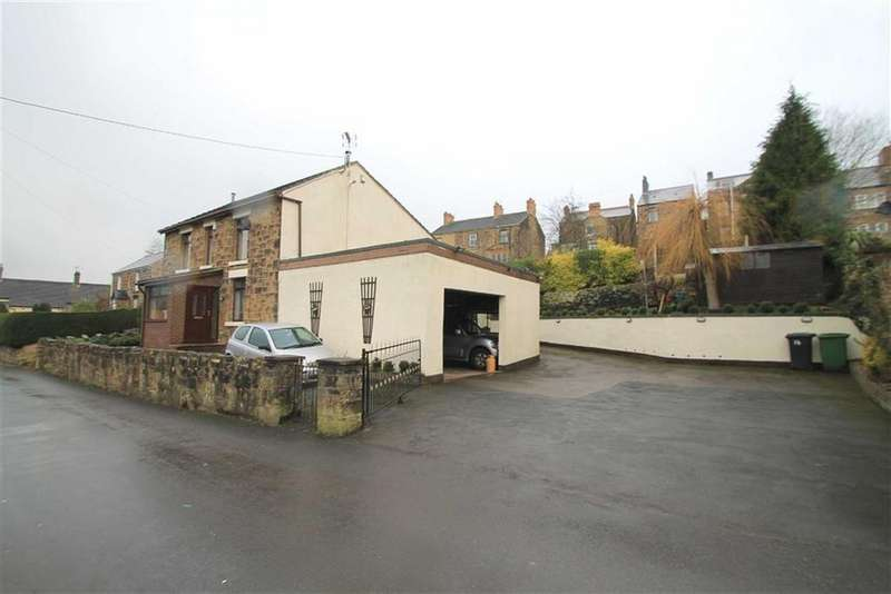 4 Bedrooms Detached House for sale in Daisy Road, Brynteg, Wrexham