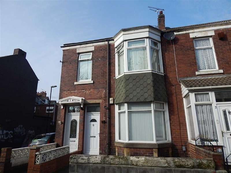 2 Bedrooms Apartment Flat for sale in Holly Avenue, Wallsend, Tyne Wear, NE28