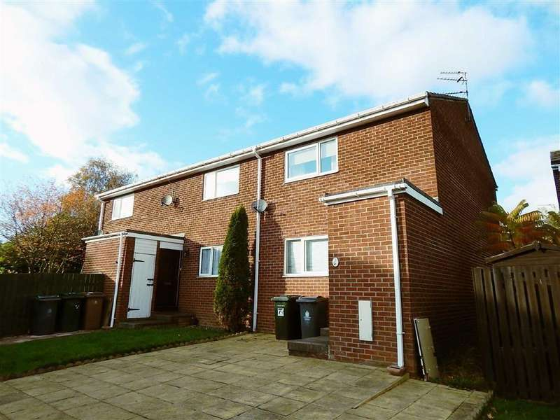 1 Bedroom Apartment Flat for sale in Worthing Close, Redesdale Park, Wallsend, NE28