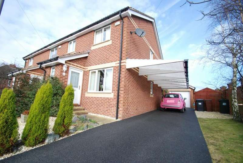 3 Bedrooms Town House for sale in Newland Avenue, Cudworth S72