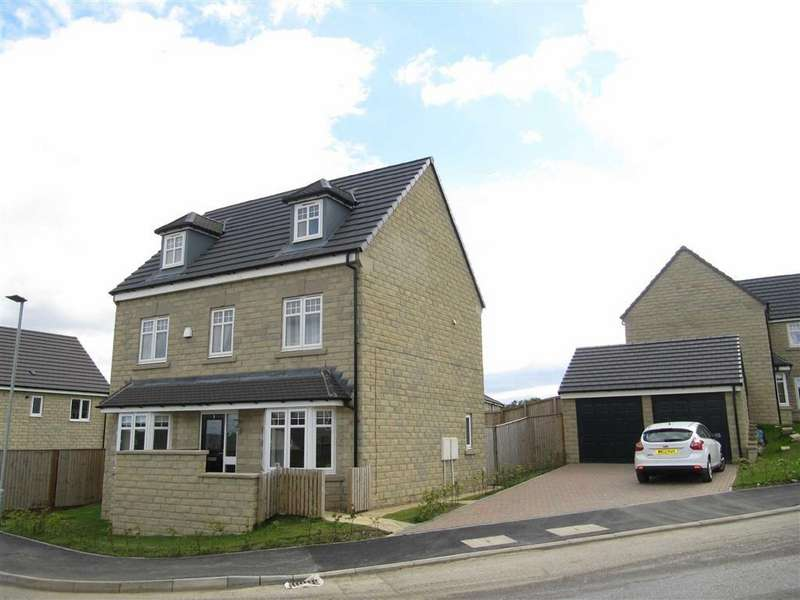 5 Bedrooms Detached House for sale in Dryden Way, Lindley, Huddersfield, HD3
