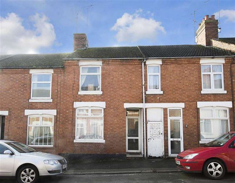 3 Bedrooms Terraced House for sale in Lancaster Road, Kettering