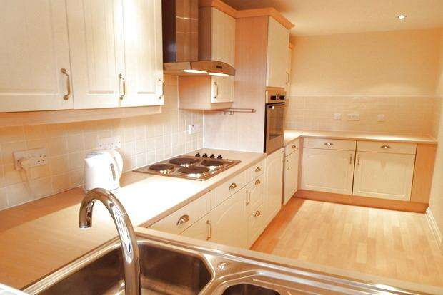 2 Bedrooms Flat for sale in St. Johns View, Mansfield, NG18