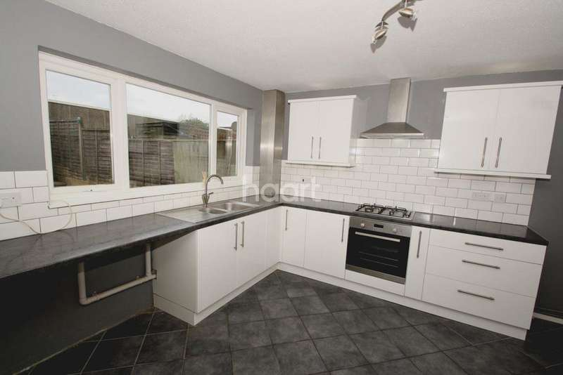 3 Bedrooms Terraced House for sale in Mother Julian Close, Thetford