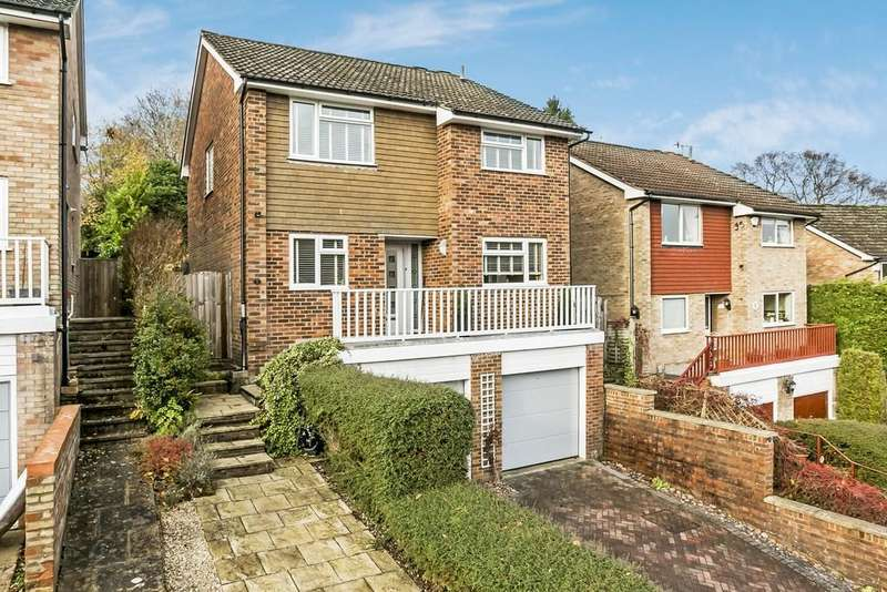 3 Bedrooms Detached House for sale in Springhead, Tunbridge Wells