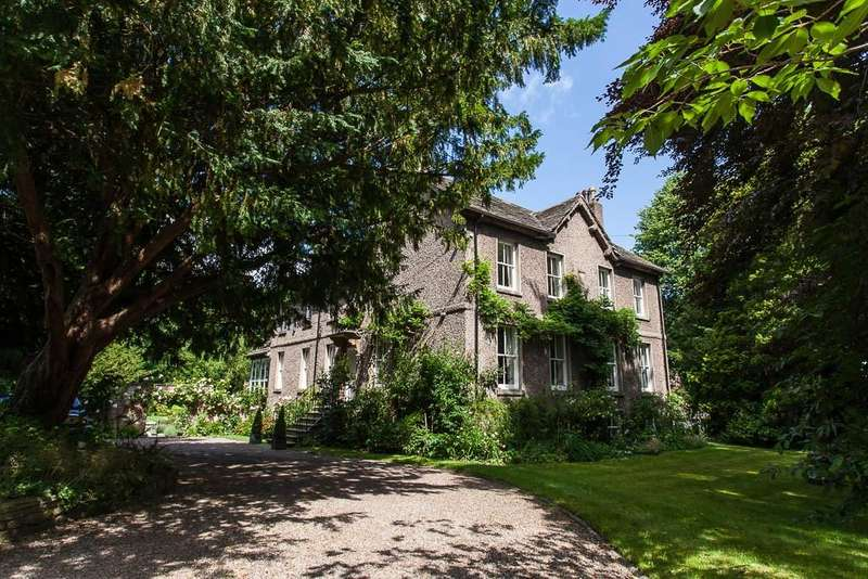 6 Bedrooms Detached House for sale in The Manor House, The Village, Prestbury
